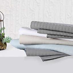 Brooklyn Loom 300-Thread-Count Yarn Dyed Pillowcase