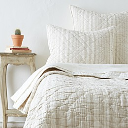Amity Home Allen Quilt in Natural