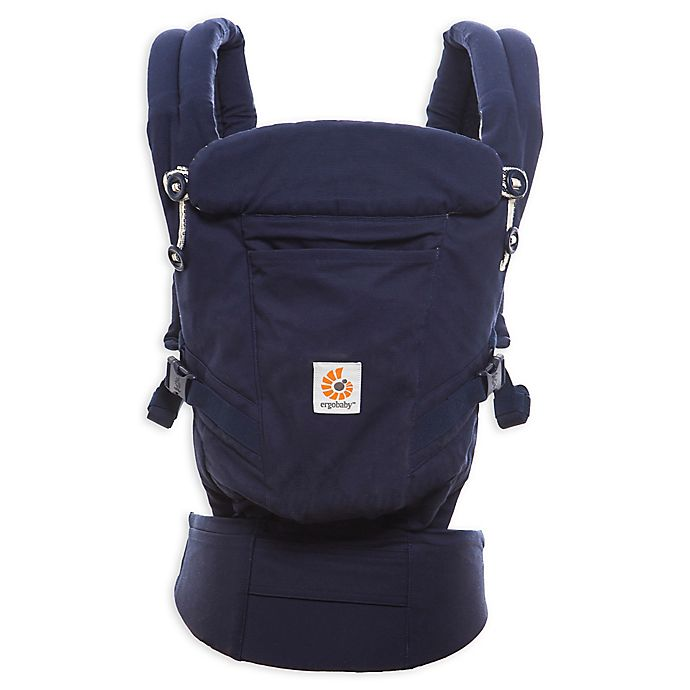 Alternate image 1 for Ergobaby™ ADAPT 3-Position Baby Carrier in Navy Blue