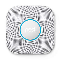 Google Nest Protect Second Generation Battery Smoke and Carbon Monoxide Alarm