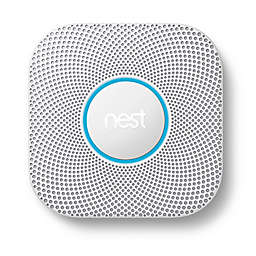 Google Nest Protect Second Generation Wired Smoke and Carbon Monoxide Alarm