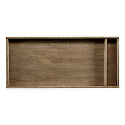 Stone & Leigh by Stanley Furniture Driftwood Park Changing Tray in Sunflower Seed