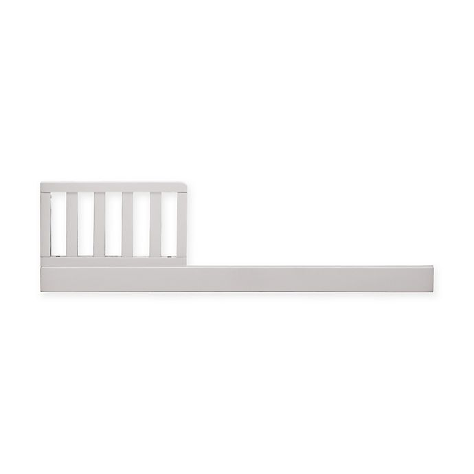 Alternate image 1 for Simmons Kids Barrington Toddler Guard Rail and Daybed Rail Kit in Bianca by Delta Children