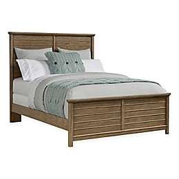 Stone & Leigh™ Driftwood Park Panel Bed in Sunflower Seed