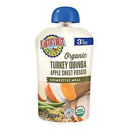 Earth's Best® Stage 3 Organic Turkey Quinoa Apple Sweet Potato Homestyle Pouch