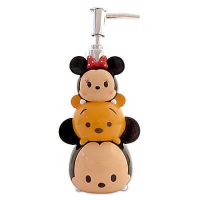 Disney® Tsum Tsum Stacks on Stacks Lotion Dispenser