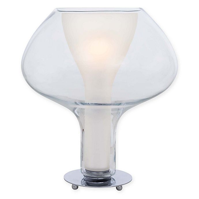 Alternate image 1 for George Kovacs® Frosted Glass Table Lamp