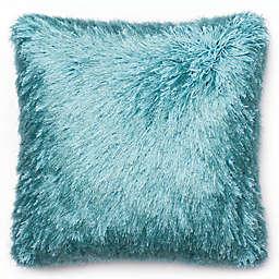 Loloi Shag Square Throw Pillow