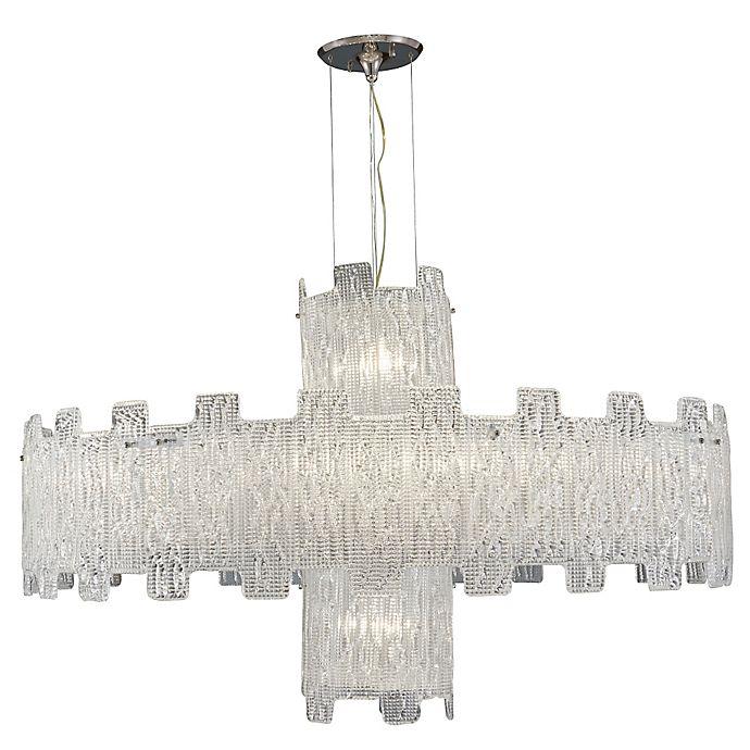Alternate image 1 for Metropolitan® 15-Light Grand Chandelier in Crystal