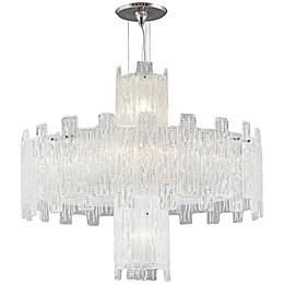 Metropolitan® 11-Light Grand Chandelier in Crystal