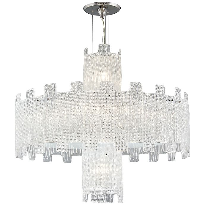 Alternate image 1 for Metropolitan® 11-Light Grand Chandelier in Crystal