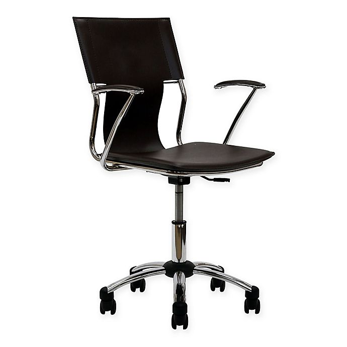 Alternate image 1 for Modway Studio Office Chair in Brown
