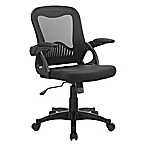 Modway Advance Mesh Office Chair in Black