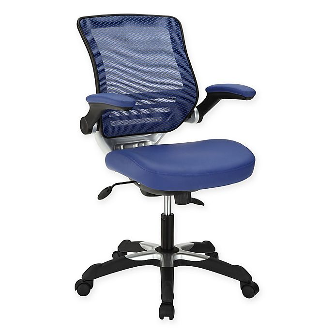 Pleasing Modway Edge Vinyl Office Chair Bed Bath Beyond Ocoug Best Dining Table And Chair Ideas Images Ocougorg