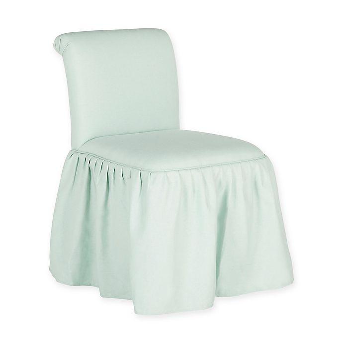 Terrific Safavieh Ivy Vanity Chair Bed Bath Beyond Machost Co Dining Chair Design Ideas Machostcouk