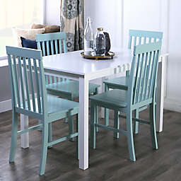 Forest Gate 5-Piece Liam Modern Wood Dining Set