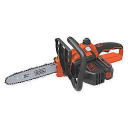 Black & Decker™ 10-Inch Cordless Chainsaw