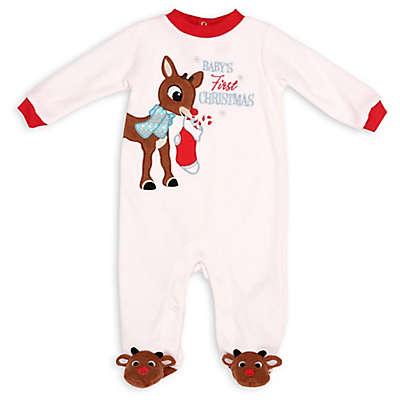 "Rudolph ""Baby's First Christmas"" Sleep 'N Play"