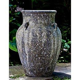 Campania Cadiz Jar in Angkor Grey