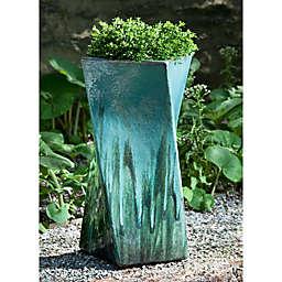 Campania Soleil Planter in Jade