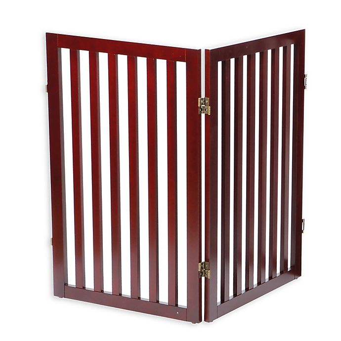 Trixie Pet Products Convertible Wooden Dog Gate Extension