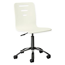 Stone & Leigh™ Teaberry Lane Desk Chair in Stardust White