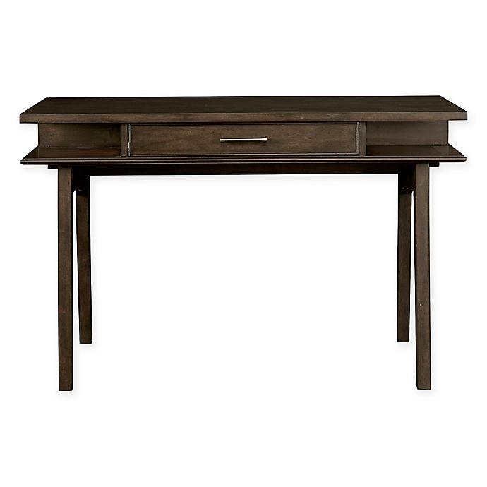Alternate image 1 for Stone & Leigh™ Chelsea Square Desk in Raisin