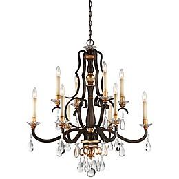 Metropolitan® Chateau Nobles 10-Light Chandelier