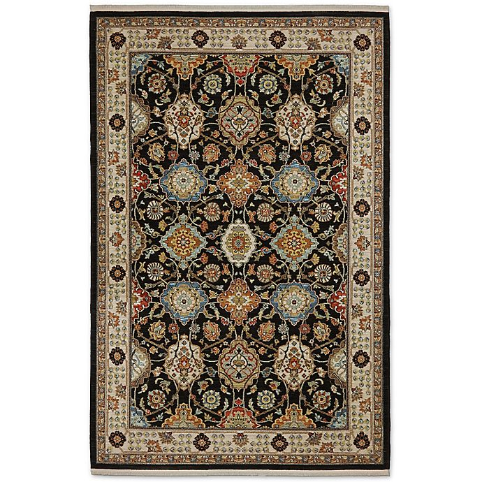 Alternate image 1 for Karastan Sovereign Emir 4-Foot 3-Inch x 6-Foot Multicolor Area Rug