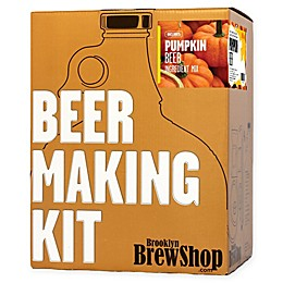 Beer Making Kit in Pumpkin