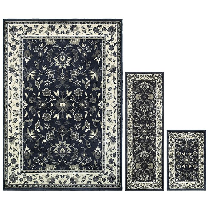 Alternate image 1 for Oriental Weavers Windsor 3-Piece Area Rug Set