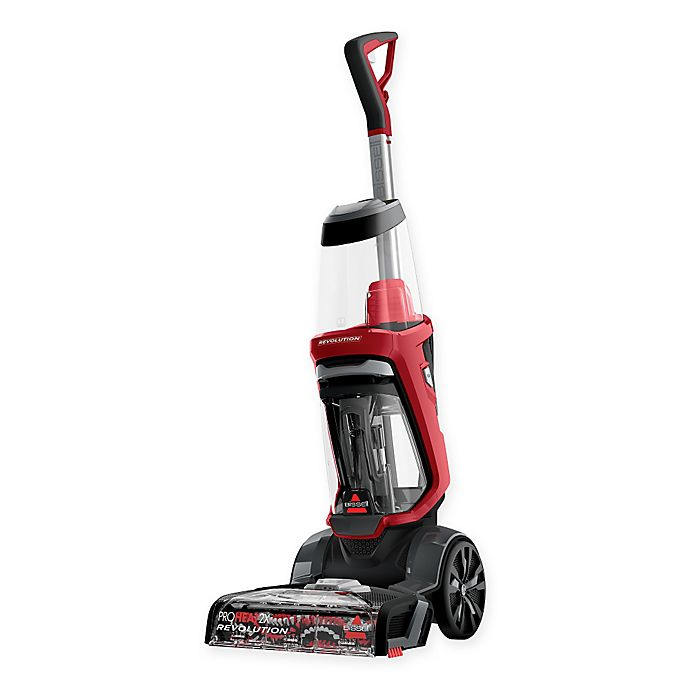 Alternate image 1 for BISSELL®  Proheat 2X® Revolution™ Carpet and Upholstery Deep Cleaner in Black/Red