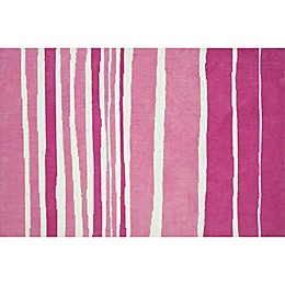 Loloi Rugs Piper Rug in Tickle Me Pink
