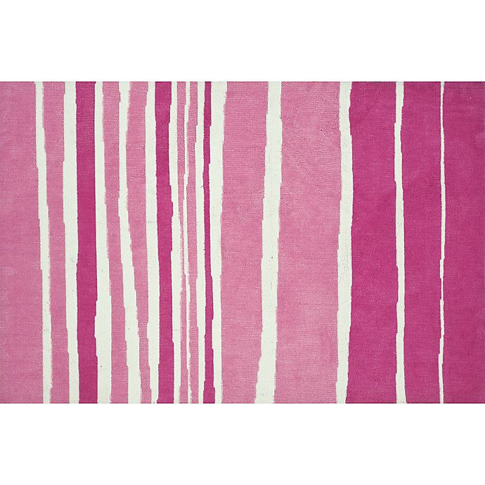 Alternate image 1 for Loloi Rugs Piper Rug in Tickle Me Pink