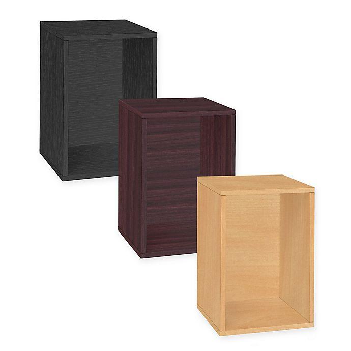 Alternate image 1 for Way Basics Vertical Stackable Storage Shelf