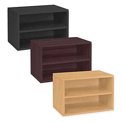 Way Basics Tool-Free Assembly Divider Storage Blox and Stackable Shelving