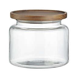 Anchor Hocking 64 oz. Montana Jar w/Acacia Lid