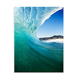 GreenBox Art® Posters That Stick Wave Rider 54-Inch x 72-Inch Wall Art