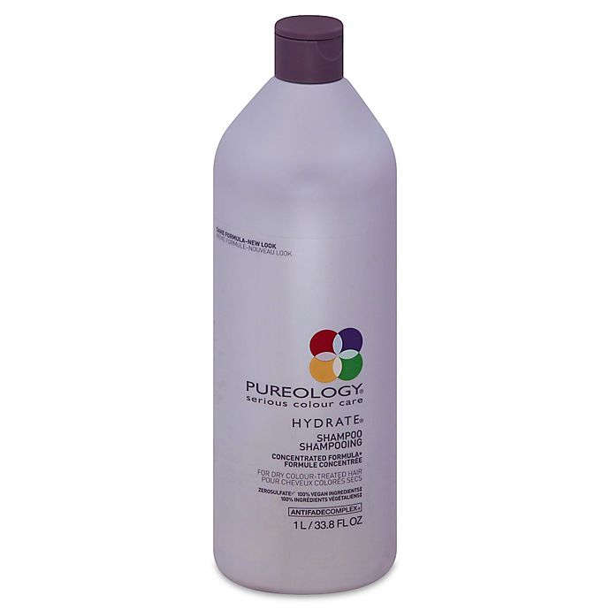 Alternate image 1 for Pureology® Hydrate® 33.8 oz. Shampoo with AntiFadeComplex®