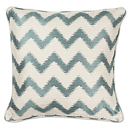 KAS Chevron Square Throw Pillow