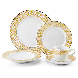 Mikasa® Parchment Gold Dinnerware Collection