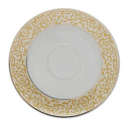 Mikasa® Parchment Gold Saucer