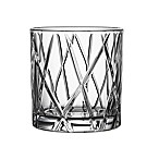 Orrefors City Double Old Fashioned Glasses (Set of 4)