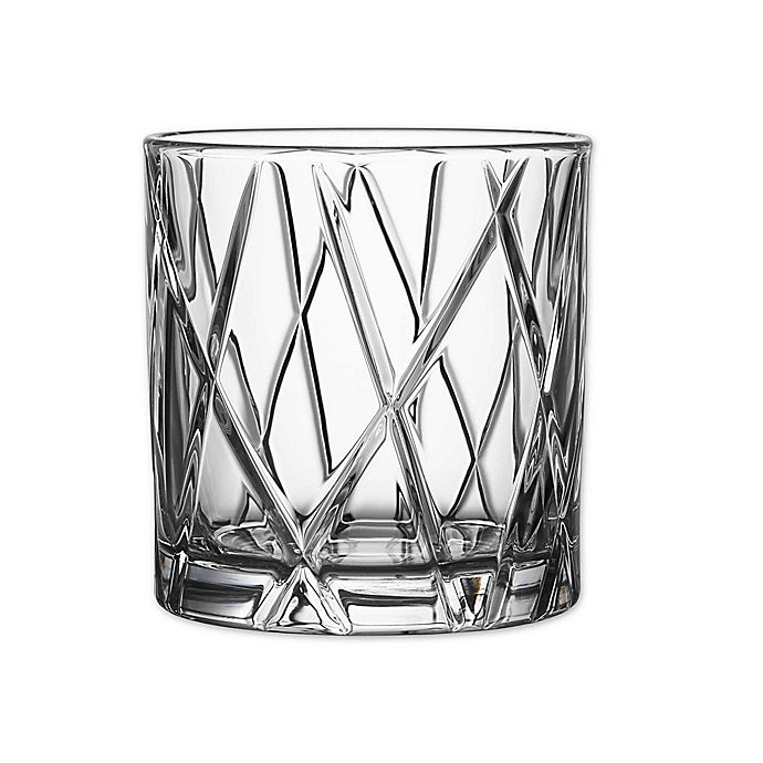 Alternate image 1 for Orrefors City Double Old Fashioned Glasses (Set of 4)