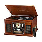 Victrola™ Nostalgic Classic 8-In-1 Bluetooth® Turntable in Mahogany