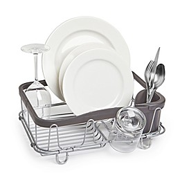Umbra® SINKIN Expandable Multiuse Sink Rack charcoal
