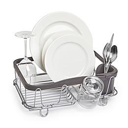 Umbra® SINKIN Expandable Multiuse Sink Rack charcoal