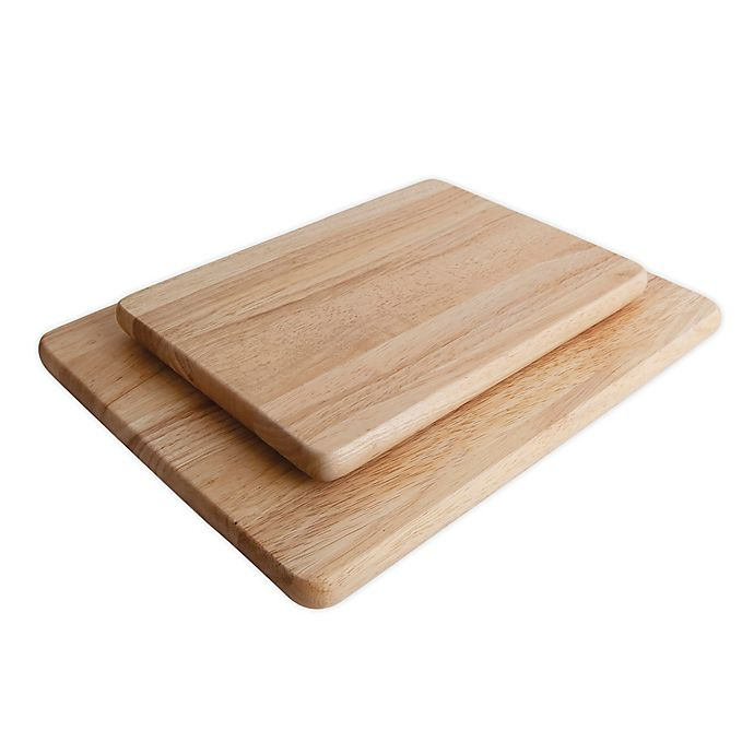 Alternate image 1 for Architec Gripperwood™ Cutting Boards (Set of 2)