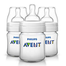 Philips Avent 3-Pack 4 fl. oz. Anti-Colic Bottle