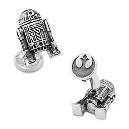 Star Wars™ 3D R2D2 Cufflinks